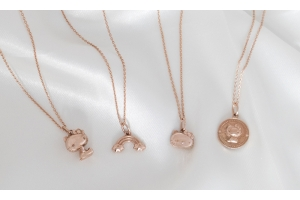 Hello Kitty Rose Gold Jewellery by Licensed To Charm