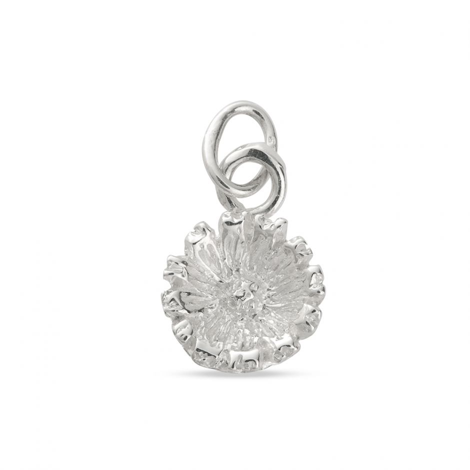 Licensed to Charm - Sterling Silver Daisy Charm