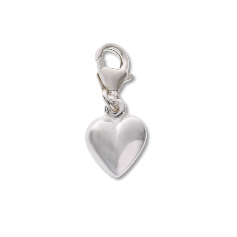 Lovers Heart Charm