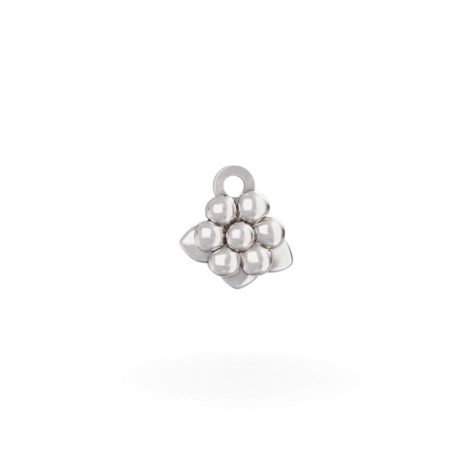 Miffy - Sterling Silver Daisy Mini Charm