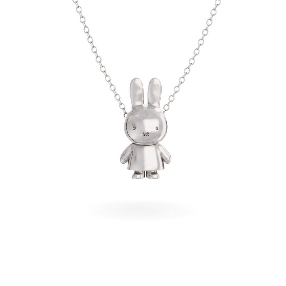 Miffy - Sterling Silver Body Necklace Set