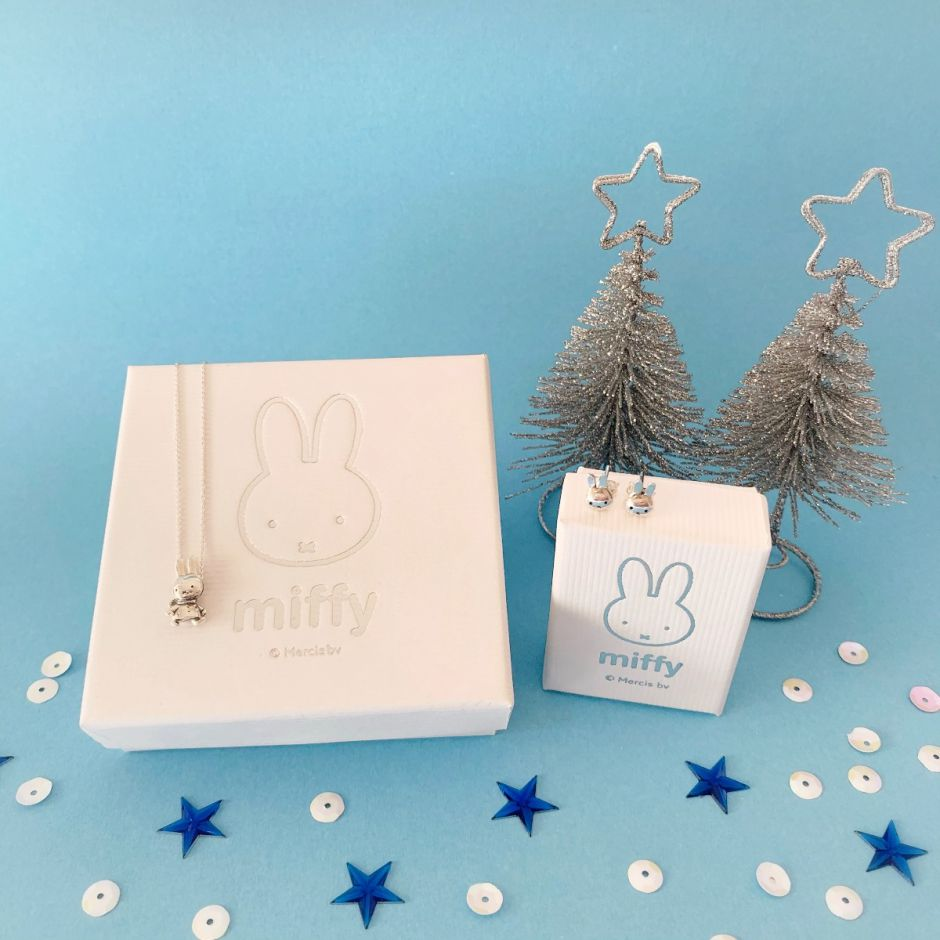 Miffy Winterwonder Land Jewellery Gift Set