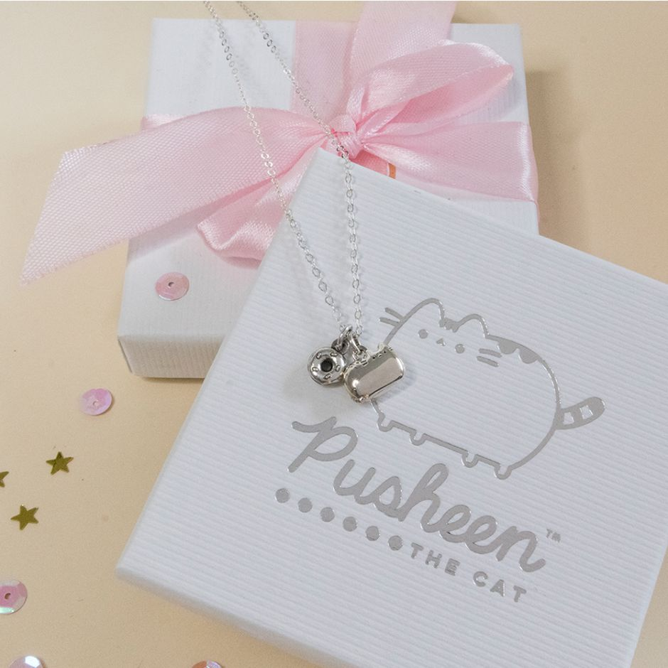 Pusheen Sweet Tooth Jewellery Gift Set