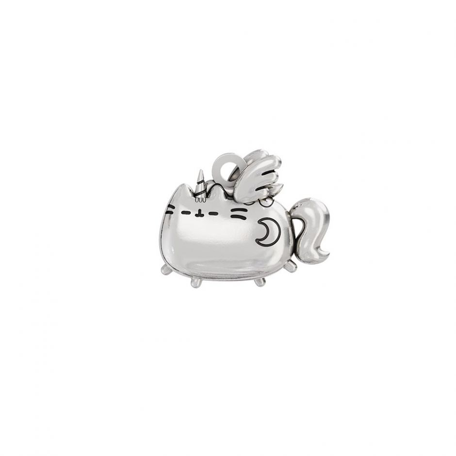 Super Pusheenicorn Sterling Silver Charm