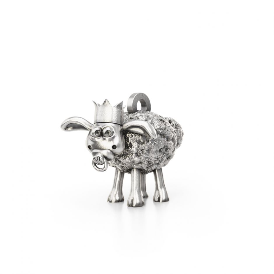 Shaun The Sheep - Sterling Silver Celebration Timmy Charm