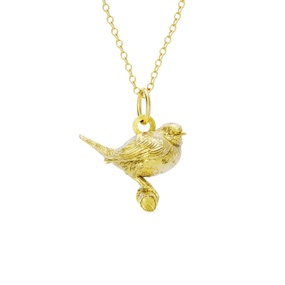 Robin Necklace