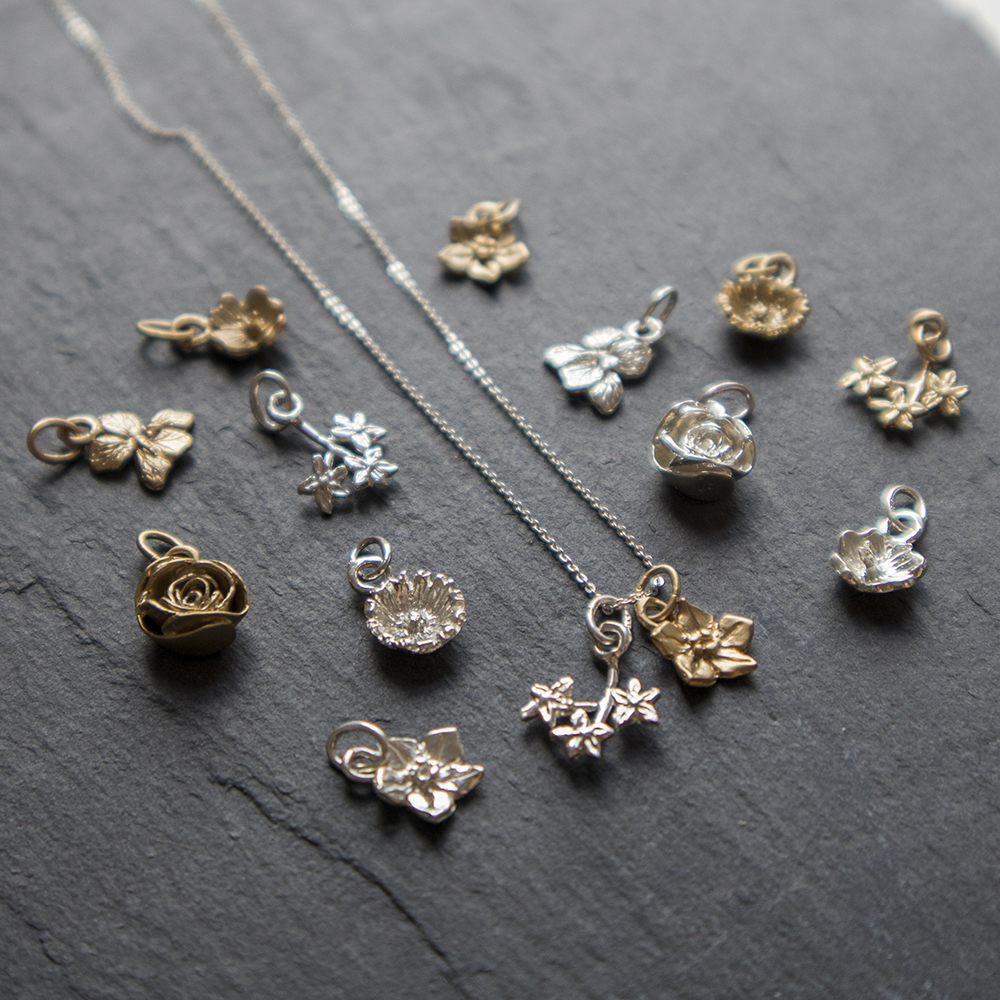 Meet the Maker of the Flowers of Love collection - Joanne Bowles