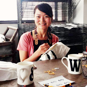 Meet the Maker of the Enchanted Animals collection - Siya Liu of Doodle Duck
