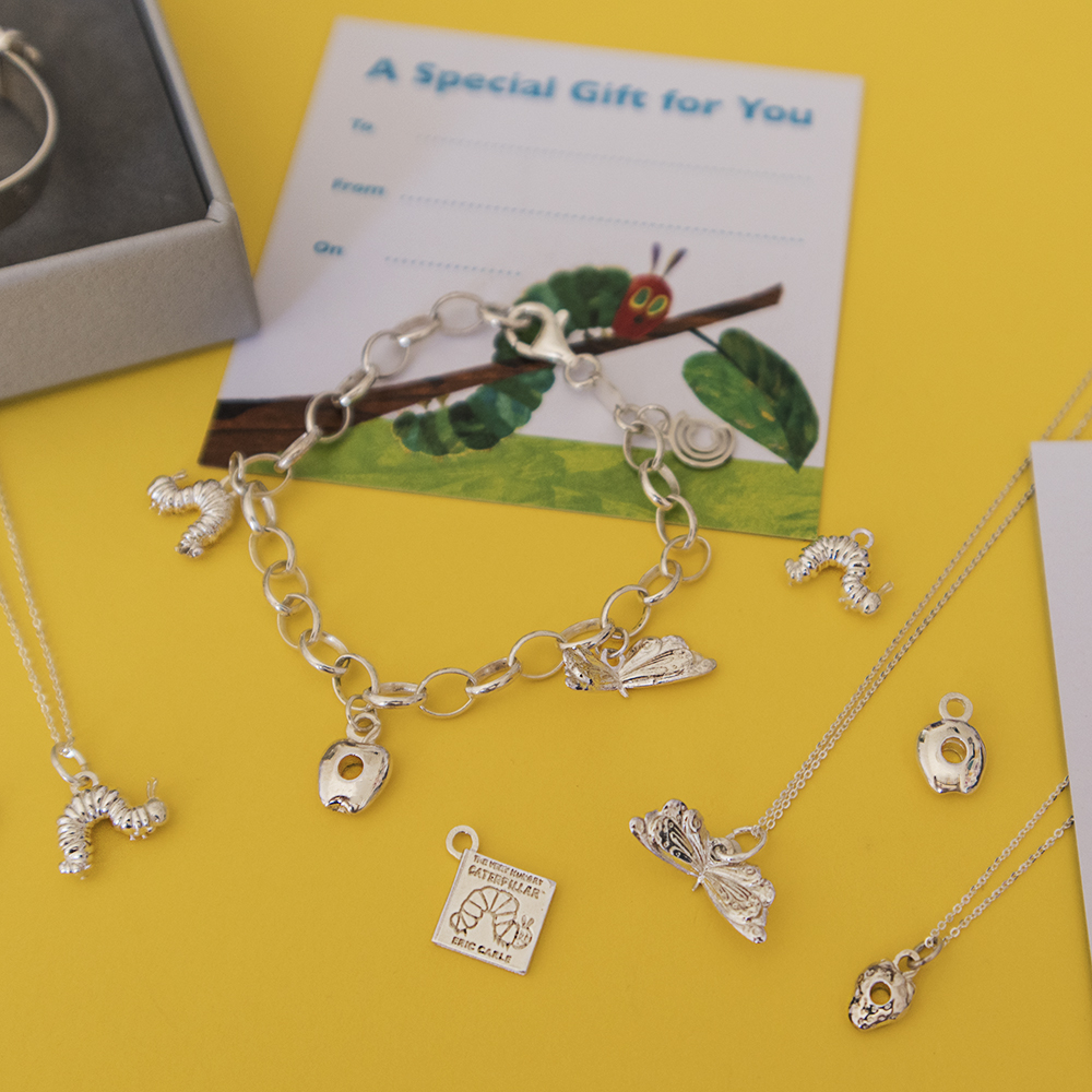 Spring Sale The Very Hungry Caterpillar Jewellery